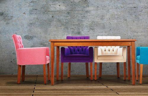 Siteler cafe masa sandalye