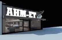 İstanbul Ahm-Et Steak House Masa Sandalye İmalatı