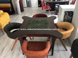 cafe masa sandalye takımı